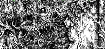 Horrifying & Excoriate – A Dismal Journey To The Oblivion (2015)